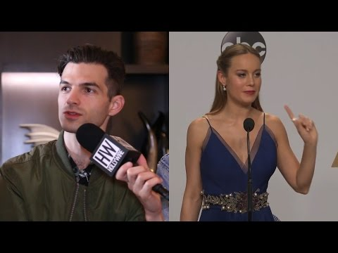 Brie Larson's Boyfriend Alex Greenwald Gushes Over Her Oscar Win!