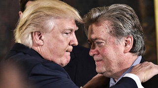 Steve Bannon Played Trump, Now Trump Is Struggling For Legitimacy - The Ring Of Fire