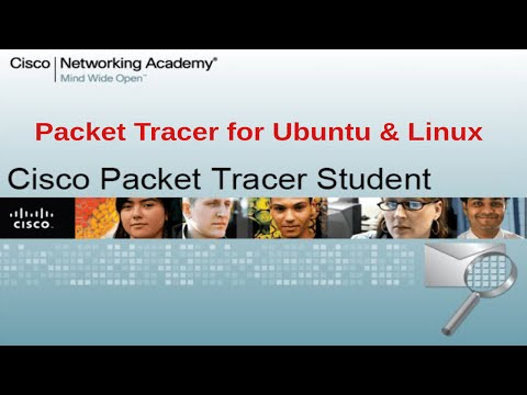 how to install Packet tracer in Ubuntu 16.04 LTS . Ubuntu 2016 !