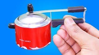 mini pressure cooker using coca cola cane