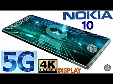 Nokia10,5G    New Lunching Nokia 10    unboxing Nokia Review 2018    Nokia best android