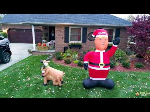 Hilarious Lawn Inflatable Decorations