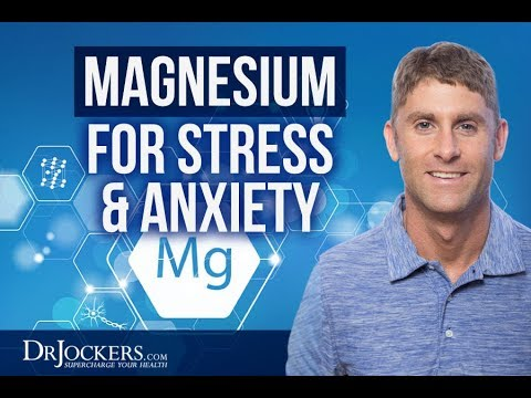 7 Ways Magnesium Relieves Stress and Anxiety