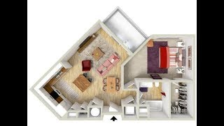 10 Ideas De Planos De Casas Para Construir En Terreno Pequeñofm33