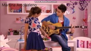 Violetta 1: Federico y Violetta cantan 'En mi mundo'