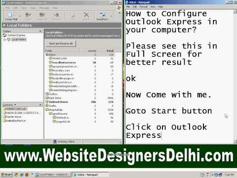 How to Configure Outlook Express