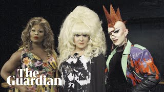 New York drag queens on the legacy of Stonewall: 'We gotta keep fighting and yelling'