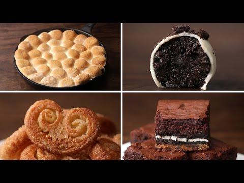 4 Easy 3-Ingredient Desserts