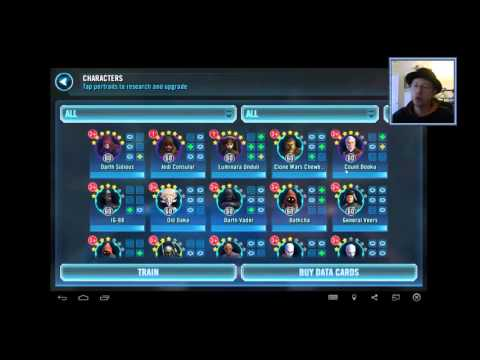 Star Wars Galaxy of Heroes - First Elite Squad - F2P Focus