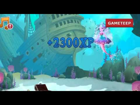 How to get Electra Mermaid in Mermaid World!
