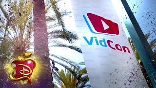 D3 at VidCon 2019! | Descendants 3