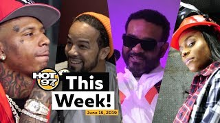 Jim Jones & Cam'ron New Album, Moneybagg Yo Freestyle, and more on #HOT97ThisWeek