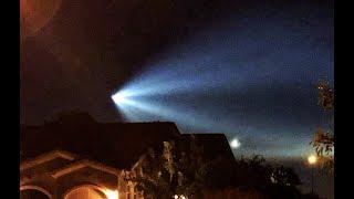 Spectacular light soars over SE Phoenix