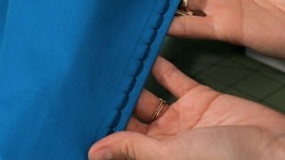 How To Use A Blind Hem Foot Attachment Sewing Machine