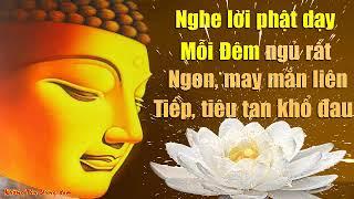 Nghe Lời Phật Dạy Mỗi Tối Ngủ Rất Ngon May Mắn Liên Tiếp Mọi Chuyện Suôn Sẻ