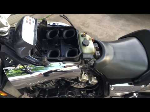 Yamaha Vmax running issue solved!