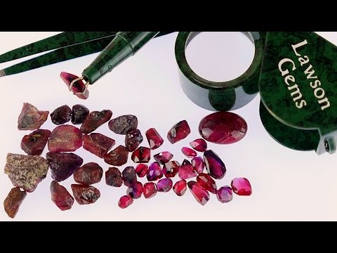 Finding and Buying Rubies and other Gemstones in Taunggyi, Burma (Myanmar)