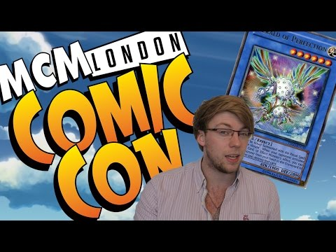 I'm Going London Comic Con/Yu-Gi-Oh! Extravaganza!