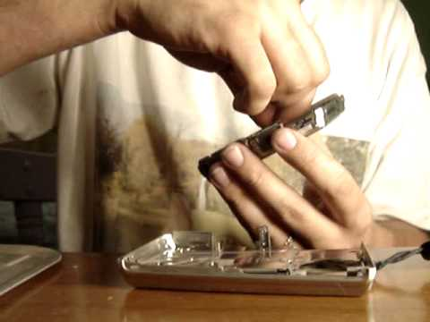 Refurbishing my Sony DSC-T1 Digital Camera