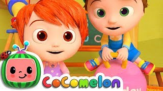 The Days of the Week Song | CoCoMelon Nursery Rhymes & Kids Songs