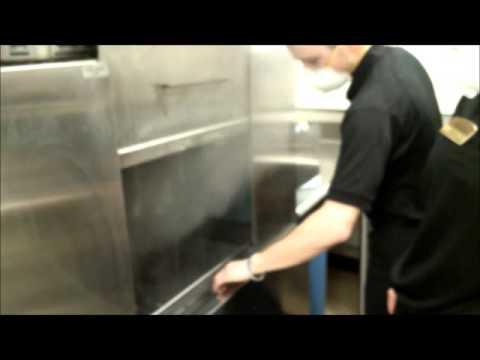 de lime dish machine