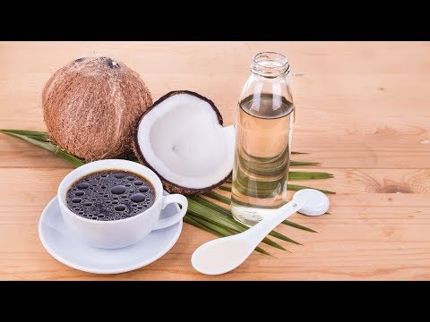 HOW TO MAKE FAT BURNING COFFEE   LOSE WEIGHT WITH COFFEE AND COCONUT OIL