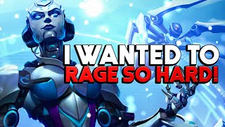 I've Never Wanted To Rage So Hard In My Life! - Smite