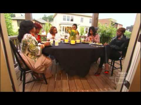 RHOA - Mother's Day Party