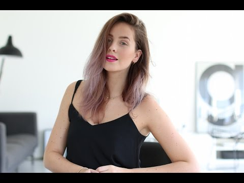 HOW TO GET LILAC HAIR
