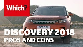 2018 Land Rover Discovery - One minute review