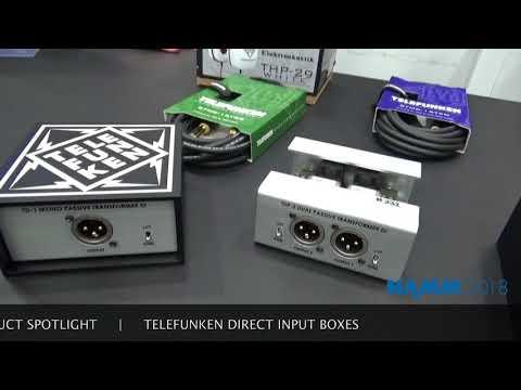 Making Music MagNAMM 2018 Product Spotlight: Telefunken