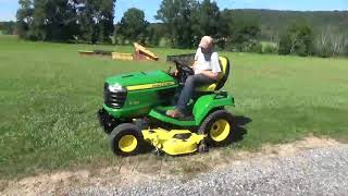 Bolens Iseki G154 Compact Tractor With 48