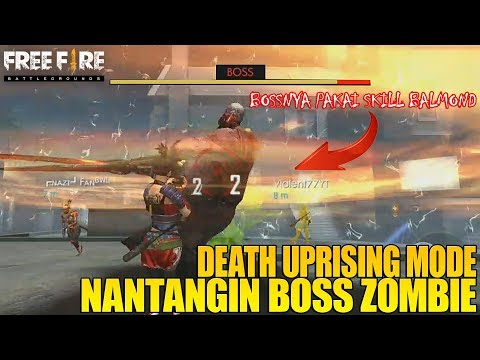 Xxx Mp4 NANTANGIN BOSS ZOMBIE BY ONE DI MODE DEATH UPRISING THE GRAVEYARD FREE FIRE INDONESIA 3gp Sex