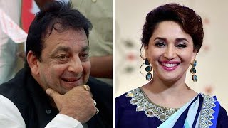 Madhuri Dixit calls Sanjay Dutt after 25 years, here's why | Filmibeat