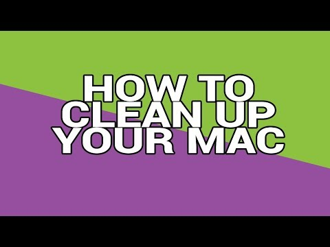 How to Clean UP FAST My Macbook