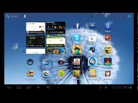 Ecco come avere il play store su tutti tablet mediacom.avi