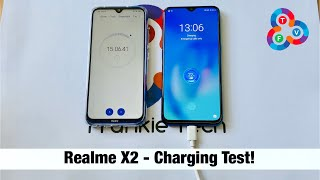 Realme X2 Charging Test - How Will This End?