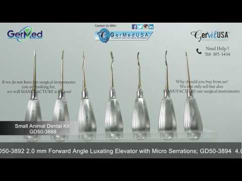 Small Animal Dental Kit - Veterinary Equipment