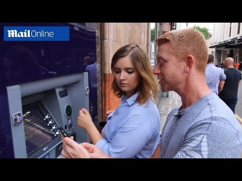 A professional magician reveals the top three tricks thieves use to steal your money at cash points