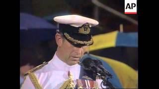 Hong Kong - Handover ceremony