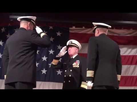 NMCP Change of Command Ceremony, 10/30/2014