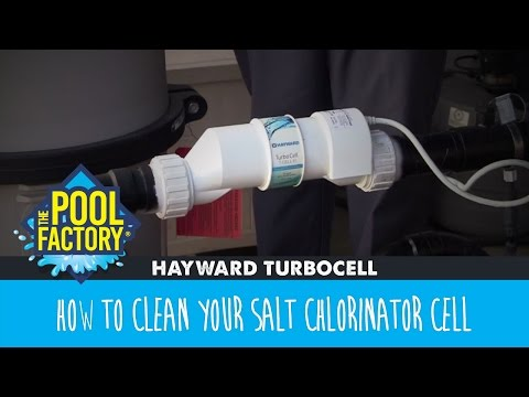 Hayward TurboCell - How to Clean Your Cell