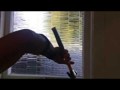 How to reglaze window