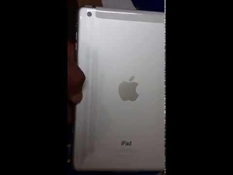 Mini ipad with 4g sim card slot