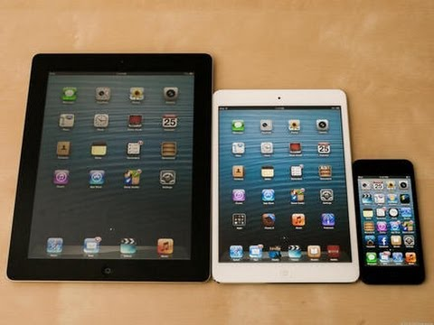 how to maximize your battery life on iPad mini and iPhone 5