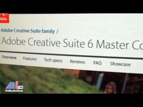ITTV: 10-05-12 Update (Adobe Creative Suite 6/TWITH)