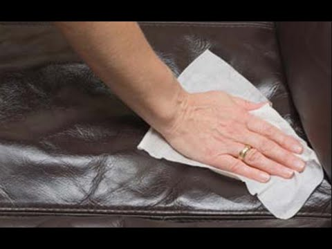 How-To Clean & Renew Leather with Wipes