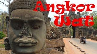 Exploring the Incredible Ancient Temples of Angkor Wat, Cambodia