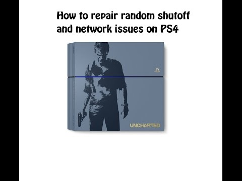 PS4 Turns off randomly, while playing games, and in rest mode FIX!