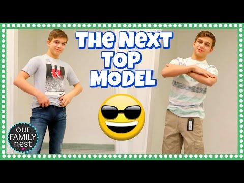 HOW DOES HE NOT HAVE A GIRLFRIEND?  // THE NEXT TOP MODEL ☆☆ #OFNEggHunt Clue 16